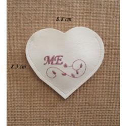Δερμάτινη Θήκη Καρδιά Μικρή Κλαράκι