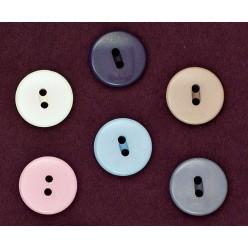Μεγάλα Κουμπιά με Δύο Τρύπες