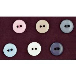 Μικρά Κουμπιά με Δύο Τρύπες