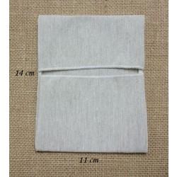 Φάκελος από Λινό Ύφασμα 3156