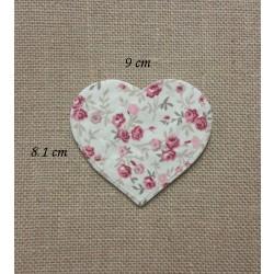 Φλοράλ Θήκη σε Σχήμα Καρδιάς 3460