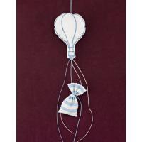 Κρεμαστή Μπομπονιέρα Βάπτισης Αερόστατο Φουσκωτό